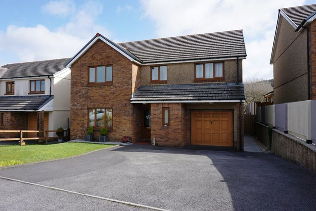 Thumbnail Detached house for sale in Waungoch, Upper Tumble, Llanelli