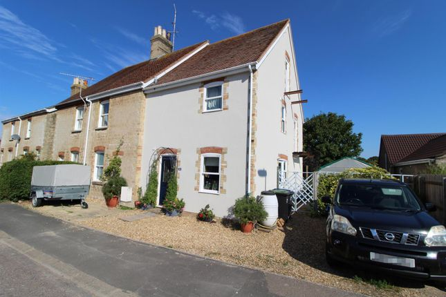Thumbnail Semi-detached house for sale in Reach Road, Burwell, Cambridge