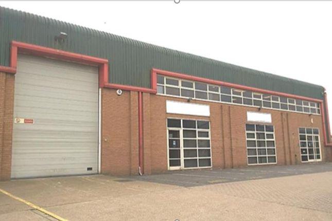 Thumbnail Light industrial to let in Unit 4, Swan Business Park, Sandpit Road, Dartford, Kent