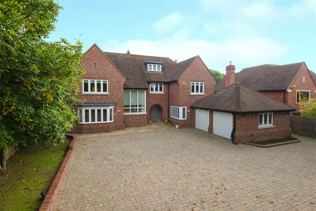 Thumbnail Detached house for sale in Mentmore House, Woodside Hill, Chalfont Heights, Chalfont St Peter, Buckinghamshire