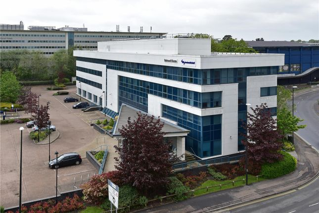 Thumbnail Office for sale in Belmont House, Station Way, Northgate, Crawley, West Sussex