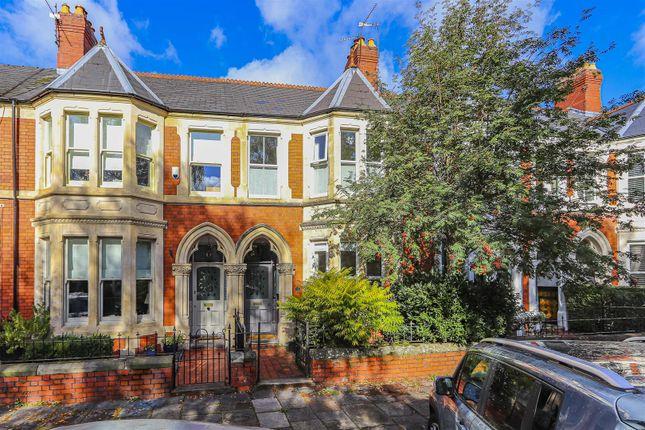 Thumbnail Terraced house for sale in Teilo Street, Pontcanna, Cardiff