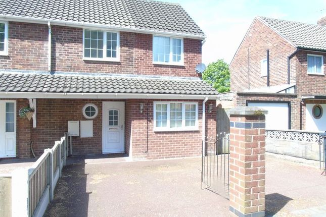 Thumbnail Semi-detached house for sale in Knowsley Park Lane, Prescot