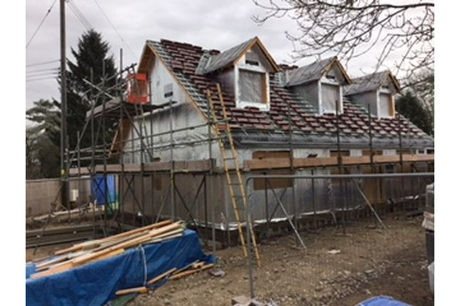 Thumbnail Detached house for sale in Hockwold Road, Weeting, Brandon