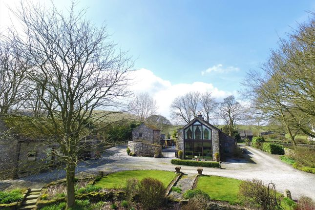 Thumbnail Detached house for sale in Wardlow, Buxton