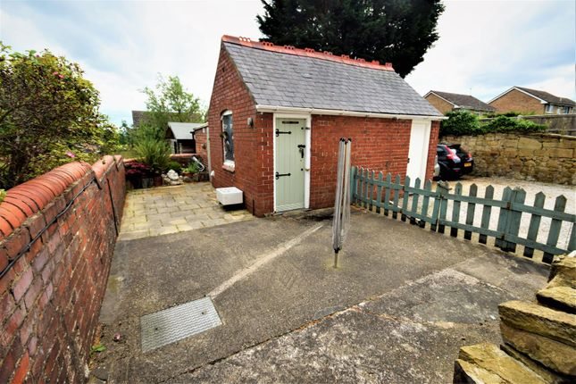 The Rofft, Coedpoeth Courtyard & Shed