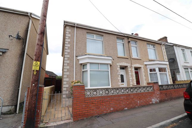 Thumbnail Semi-detached house for sale in West Street, Swansea