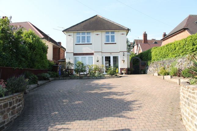 Thumbnail Detached house for sale in Derby Road, Ilkeston