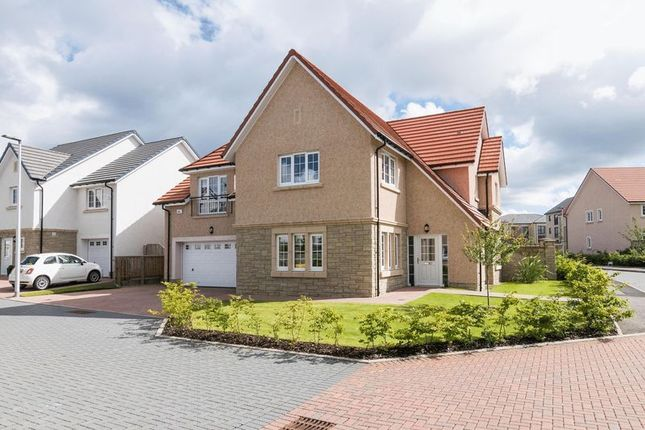 Thumbnail Detached house for sale in 2 Mcarthur Rigg, South Queensferry, Edinburgh