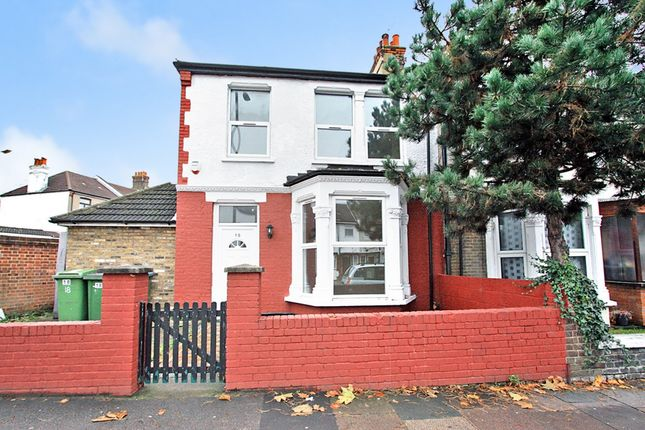 Thumbnail End terrace house to rent in Mcleod Road, London