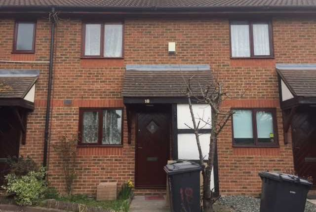 Thumbnail Property for sale in Morgan Drive, Greenhithe