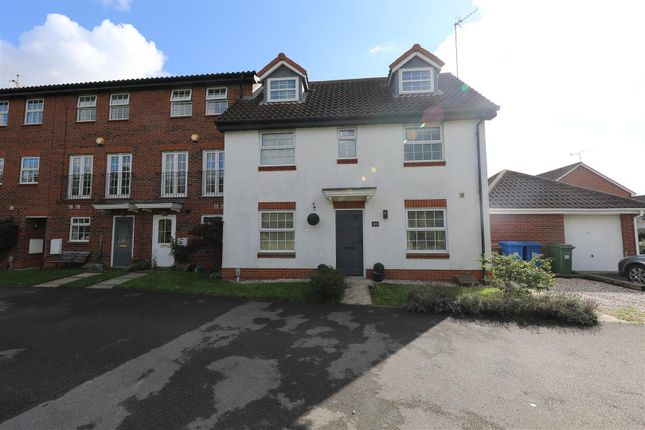 4 bed end terrace house for sale in Aire Close, Brough HU15
