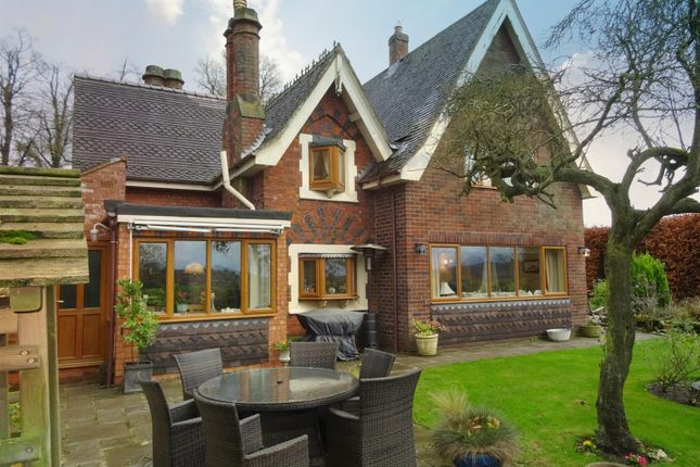 Thumbnail Detached house for sale in Brancote, Stafford