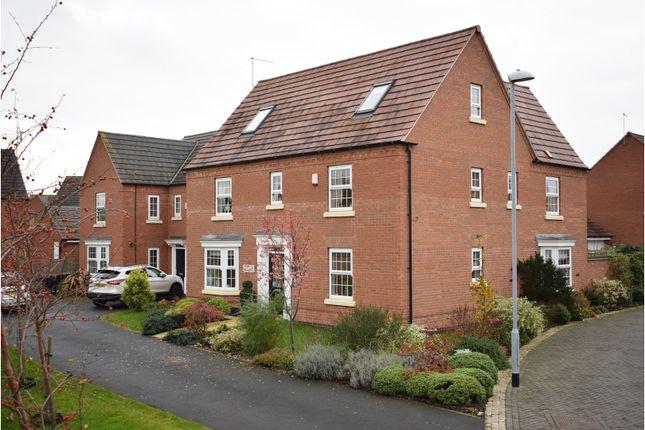 Thumbnail Detached house for sale in Hobben Crescent, Nottingham