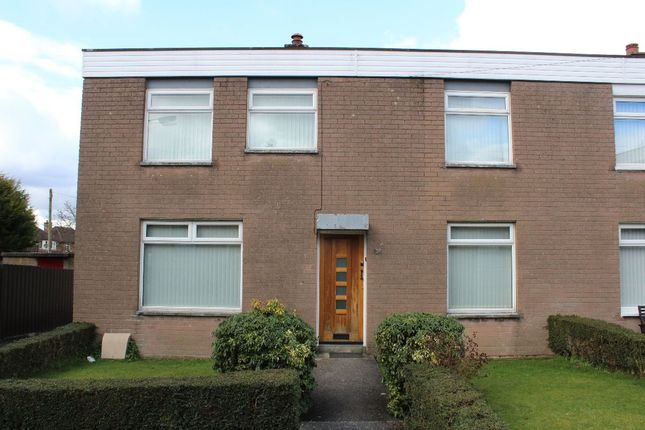 Thumbnail Terraced house to rent in Melfort Drive, Belfast