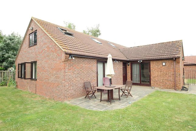 Thumbnail Detached bungalow for sale in Russell Close, Thorney, Peterborough