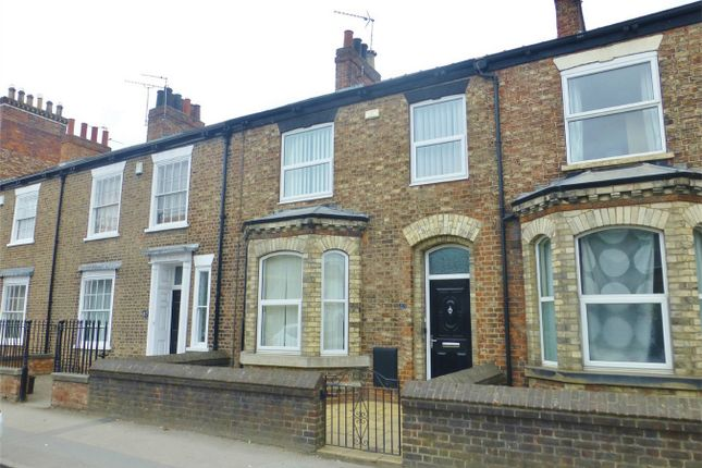 Thumbnail Terraced house for sale in Lawrence Street, York