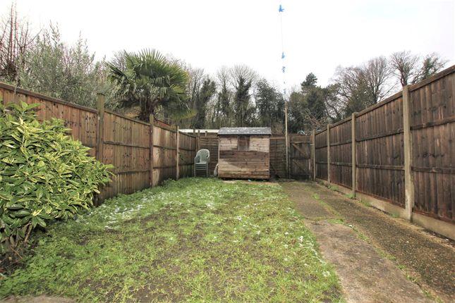 Garden of Godstone Road, Whyteleafe CR3