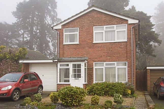 3 bed property to rent in Buckfield Road, Barons Cross, Leominster HR6