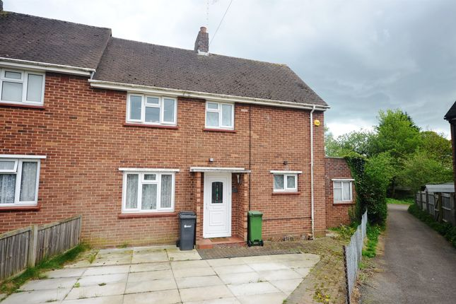 Thumbnail Semi-detached house for sale in Ebenezer Close, Witham
