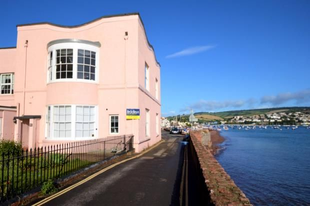 Thumbnail Flat for sale in Marine Parade, Shaldon, Devon