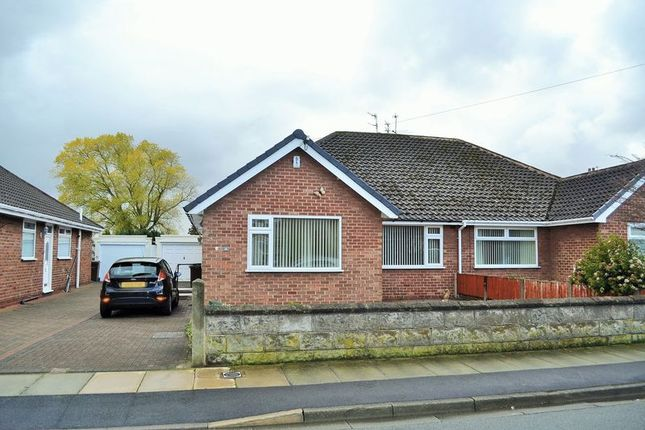 Thumbnail Bungalow to rent in Ridgeway Drive, Lydiate, Liverpool