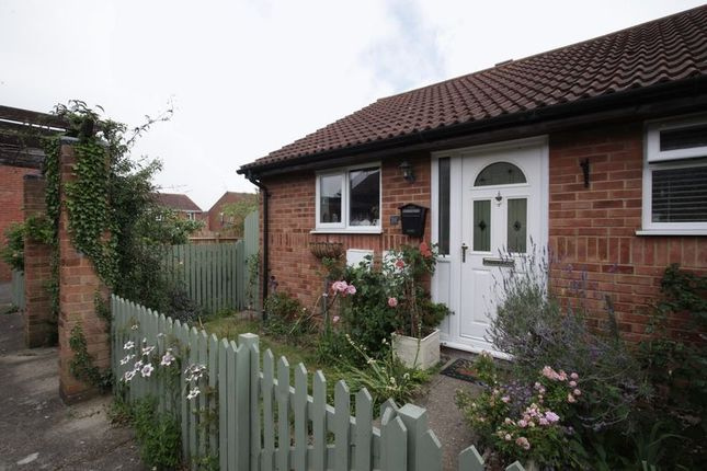 Thumbnail Semi-detached bungalow for sale in Dickens Way, Aylesbury