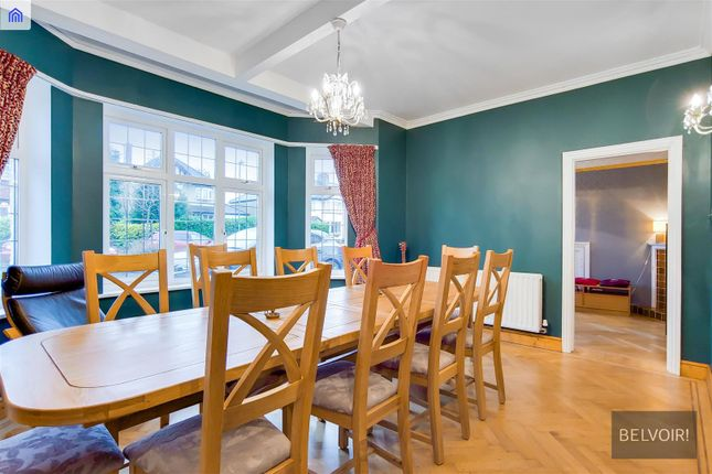 Dining Room of Upland Road, Sutton SM2