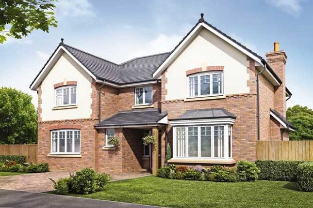 Thumbnail Detached house for sale in The Knightsbridge II, Roseacre Gardens, Rufford, Lancashire