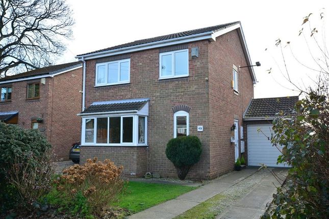4 bed detached house to rent in Wenthill Close, Ackworth, Pontefract