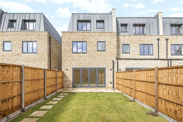 Thumbnail Terraced house for sale in Mews Close, Harrow, Middlesex