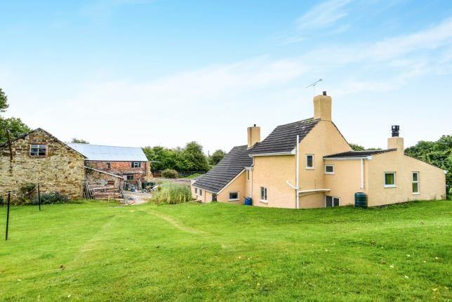 Thumbnail Detached house for sale in Sunnyside, Bagillt, Flintshire