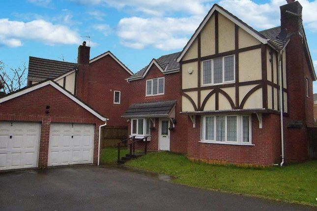 Thumbnail Detached house for sale in New Court, Bridgend, Mid Glamorgan