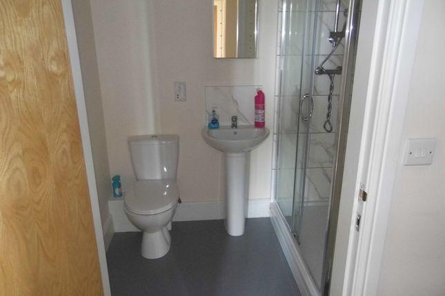 Shower Room of Gemig Street, St Asaph LL17
