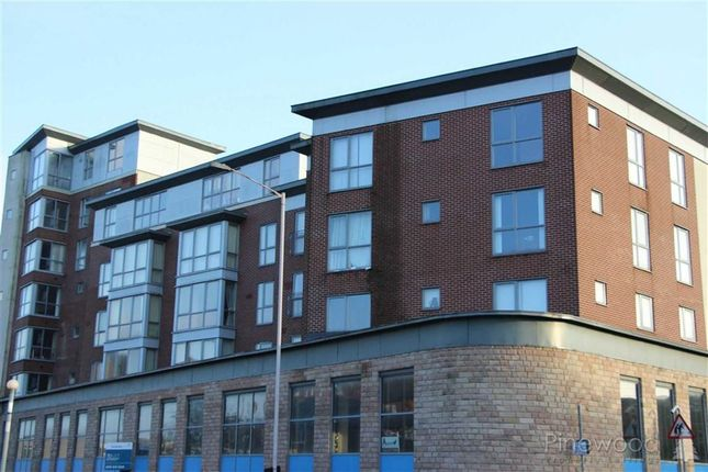Thumbnail Flat to rent in St Crispins Court, Mansfield, Nottinghamshire