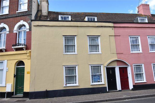 Thumbnail Terraced house for sale in West Street, Harwich, Essex