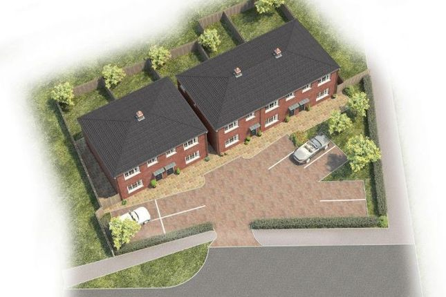 Thumbnail Terraced house for sale in Comet Way, Hatfield