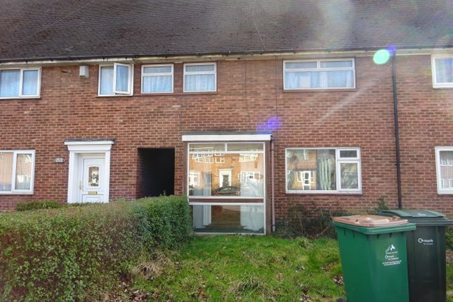 Thumbnail Terraced house to rent in Sir Henry Parkes Road, Canley, Coventry