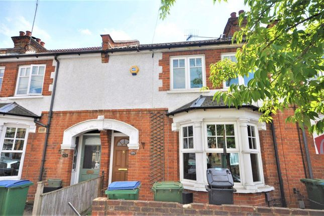 Thumbnail Terraced house to rent in Princes Avenue, Watford