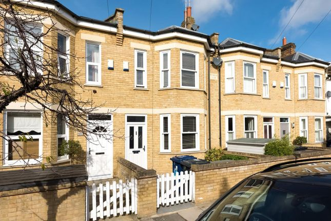 Thumbnail Terraced house for sale in Antrobus Road, Chiswick, London