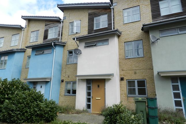 Thumbnail Town house for sale in Sotherby Drive, Cheltenham