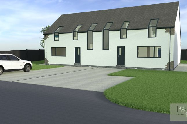 Thumbnail Semi-detached house for sale in Fort Road, Kilcreggan
