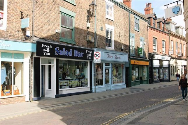 Thumbnail Commercial property to let in Finkle Street, Selby