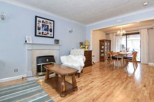 Thumbnail Detached house for sale in Coppard Gardens, Chessington
