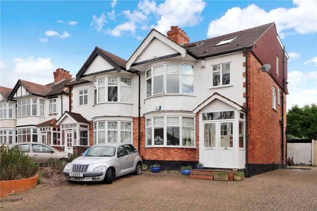 Thumbnail Semi-detached house for sale in The Avenue, West Wickham, Kent