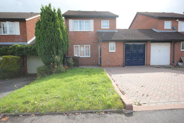 Thumbnail Link-detached house to rent in Palefield Road, Shirley, Solihull