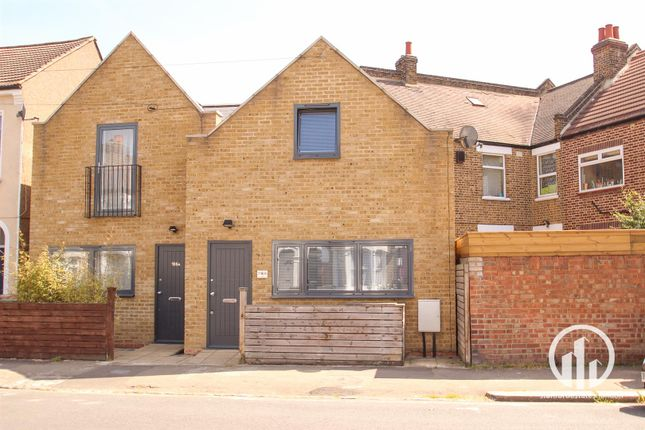 Thumbnail Semi-detached house for sale in Silvermere Road, London