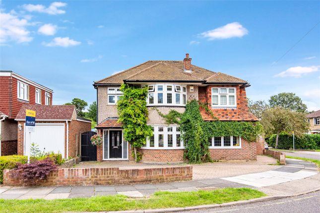 Thumbnail Detached house for sale in Sandy Ridge, Chislehurst