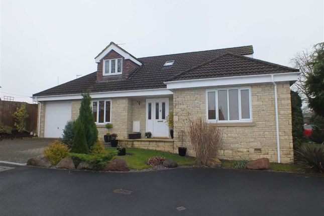 Thumbnail Detached house for sale in Kings Orchard, Warminster, Wiltshire