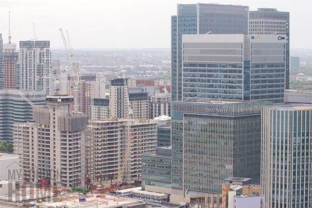 Thumbnail Property for sale in Park Drive, Canary Wharf, London
